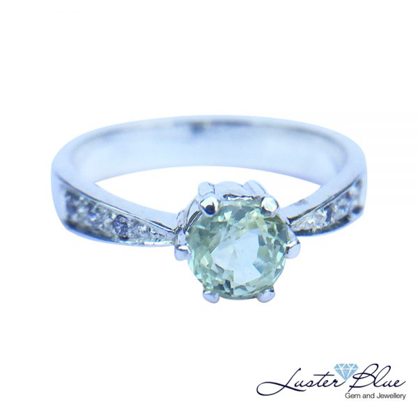 silver361_blue topaz silver ring – lbsr-361